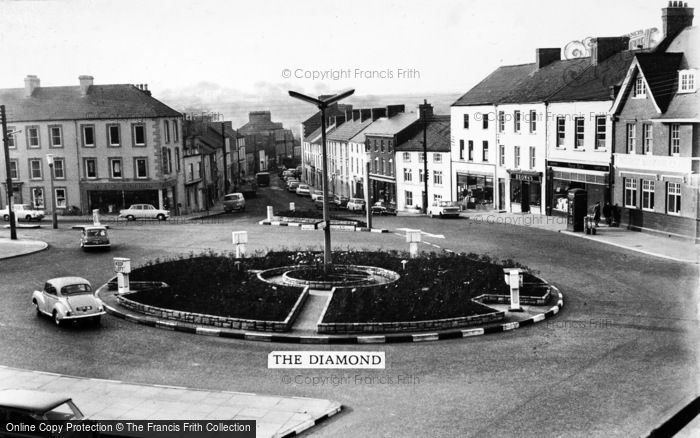 Photo of Magherafelt, The Diamond c.1960