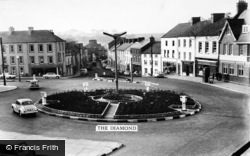 Magherafelt, The Diamond c.1960