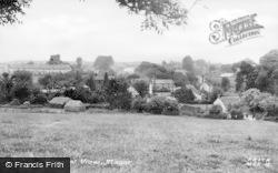 Magor, General View c.1955