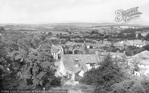 Photo of Magor, General View c.1960