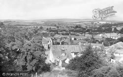 Magor, General View c.1960