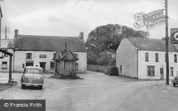 Magor, The Square c.1960