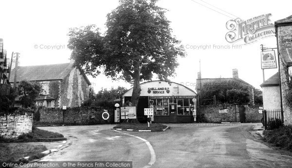 Photo of Magor, The Village c.1960
