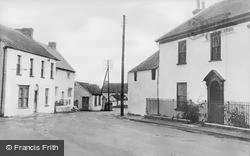 Magor, The Village c.1960