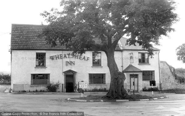 Photo of Magor, Wheatsheaf Inn c.1960
