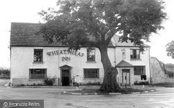 Magor, Wheatsheaf Inn c.1960
