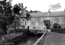 The Mill c.1955, Maiden Newton