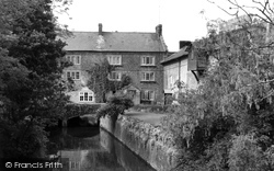 The Mill c.1960, Maiden Newton