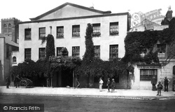 Maidenhead, Bear Hotel 1890