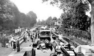 Maidenhead, Boulter's Lock 1925