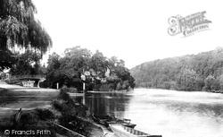 Maidenhead, Boulter's Lock And Taplow Woods 1890