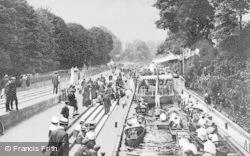Maidenhead, Boulters Lock c.1900