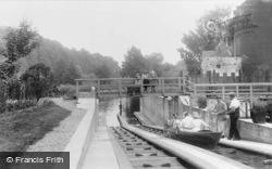 Maidenhead, Boulters Lock, The Elevator 1913