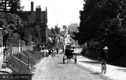 Maidenhead, Castle Hill 1904