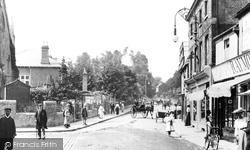 Maidenhead, Castle Hill 1904