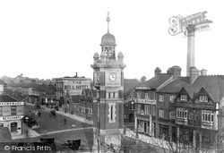 Maidenhead, Clock Tower 1903