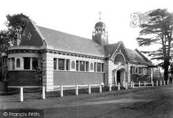 Maidenhead, Free Library 1904