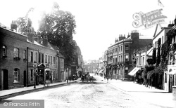 Maidenhead, High Street 1890