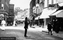Maidenhead, High Street 1911