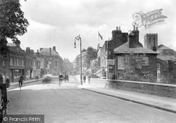 Maidenhead, High Street 1911