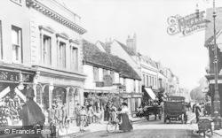 Maidenhead, High Street c.1910
