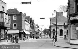 Maidenhead, High Street c.1955