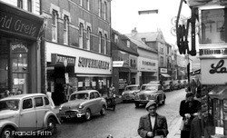 Maidenhead, High Street c.1960