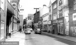Maidenhead, High Street c.1965
