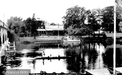 Maidenhead, Hungaria River Club 1925