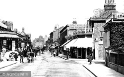 Maidenhead, King Street 1904