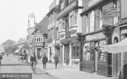 Maidenhead, King Street, Shops 1911