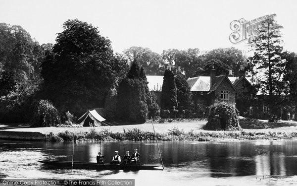 Maidenhead,Mill House 1899,Berkshire