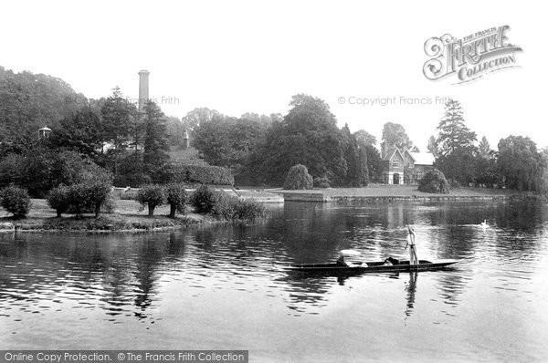 Maidenhead,Mill House 1906,Berkshire
