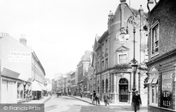 Maidenhead, Queen Street 1911
