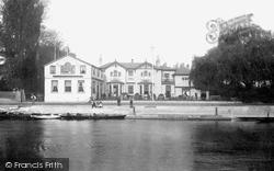 Maidenhead, Ray Mead Hotel 1893