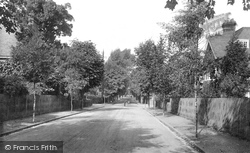 Maidenhead, Ray Park Avenue 1911