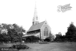 Maidenhead, St Luke's Church 1896