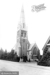 Maidenhead, St Luke's Church 1896