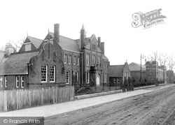 Maidenhead, Technical School And New Drill Hall 1903