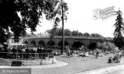 Maidenhead, The Bandstand c.1965