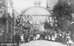 Maidenhead, The Coronation 1911