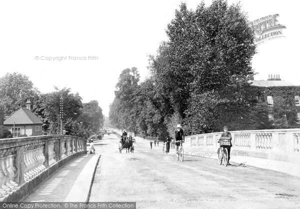 Photo of Maidenhead, View From Bridge 1904