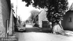 Maids Moreton, Main Street c.1965