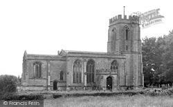 Maids Moreton, St Edmund's Parish Church c.1955