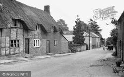 Maids Moreton, The Village c.1955