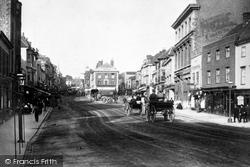Maidstone, High Street 1898