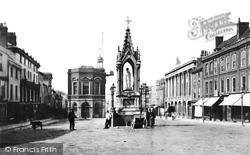 Maidstone, High Street c.1870