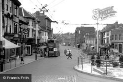 Maidstone, High Street c.1953