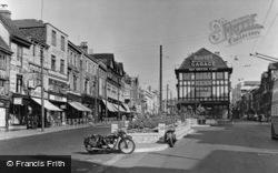 Maidstone, High Street c.1955