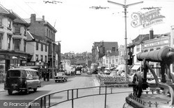 High Street c.1960, Maidstone